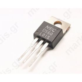 ΤΡΑΝΖΙΣΤΟΡ (NEC) 2SD560 DARLINGTON  5 AMP, 100 VOLT
