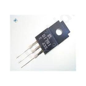 ΤΡΑΝΖΙΣΤΟΡ 2SD1761 (Si-N 80V 3A 30W 8MHz ISO-220)