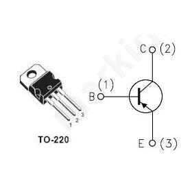 ΤΡΑΝΖΙΣΤΟΡ TIP32C PNP epitaxial planar transistor