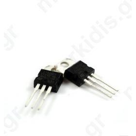 I.C L7906CV,Voltage stabiliser; fixed; -6V; 1A; TO220