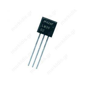 I.C LM35DZ/NOPB Temperature sensor; 0-100°C