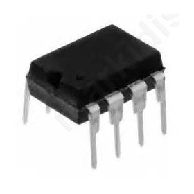 I.C LM2904,Operational amplifier 1.1MHz; 3-32VDC; Channels:2; DIP8