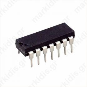 I.C LM3302N,Operational amplifier; Channels:4; DIP14