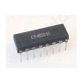 I.C CD4035BCN,BE,IC SHIFT REG P-IN/P-OUT 16-DIP