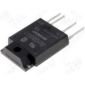 SOLID STATE RELAY 600VAC 8A S202S11