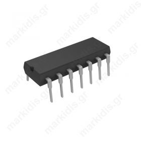 I.C MC14520BCP/CD4520,Counter ICs Dual Binary Up