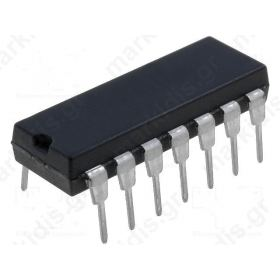 I.C MC33079P Operational amplifier; 16MHz