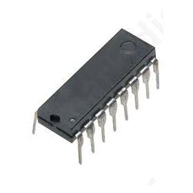 I.C SN75174 Driver; line-RS232; RS485; 12V; Outputs:4 DIP16