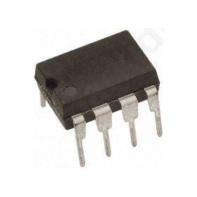 I.C TL061IP, Op Amp, 1MHz 3.5V/ μ s 8-pin PDIP
