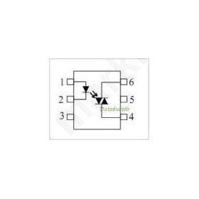 Optocoupler, MOC3021