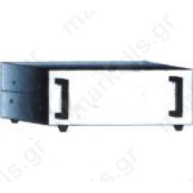 ΚΟΥΤΙ ΜΕΤΑΛΛΙΚΟ D-303 32x25.5x15mm PRISM