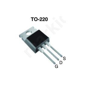 ΤΡΑΝΖΙΣΤΟΡ IRF620,N-MOSFET; unipolar; 200V; 5.2A; 50W; TO220AB