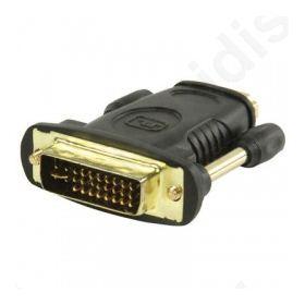 Αντάπτορας DVI-I αρσ. - HDMI θηλ.
