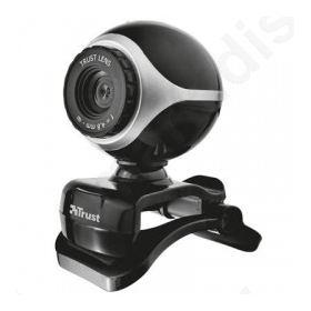 TRUST 17003,Exis Webcam με ανάλυση 640 x 480 και σύνδεση USB 2.0
