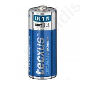 Αλκαλική μπαταρία LR1 N blister 1.5V