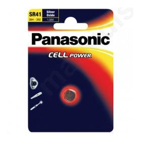 Μπαταρία ρολογιών PANASONIC 1.55V.384-392