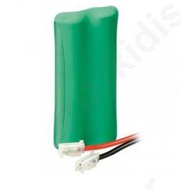Επαναφορτιζόμενη μπαταρία ΑΑΑ NiMH  650mAh 2.4V