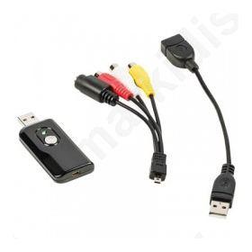 Μετατροπέας Video/RCA σε USB 2.0