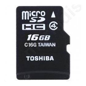 TOS MICROSD 16GB, Κάρτα μνήμης micro SD HC High Speed 16GB
