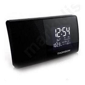 THOMSON CT254, Ρολόι / Ξυπνητήρι / Ραδιόφωνο με ένδειξη θερμοκρασίας εσωτερικού χώρου