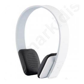 MODECOM MC-350B, Ασύρματα στερεοφωνικά ακουστικά Bluetooth με μικρόφωνο, 80Hz.