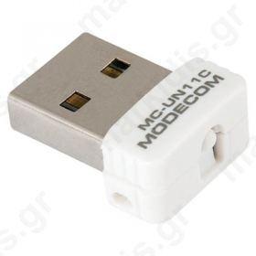 ΚΑΡΤΑ ΔΙΚΤΥΟΥ ΑΣΥΡΜΑΤΗ USB MC-UN11C