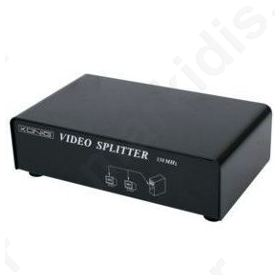 CMP-SWITCH 91,Splitter 1 Η/Υ σε 2 VGA