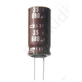 ΠΥΚΝΩΤΗΣ ΗΛΕΚΤΡΟΛΥΤΙΚΟΣ 680MF/35V