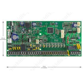 PARADOX SP6000, Κέντρο 8 ζωνών επεκτάσιμο έως και 32 ζώνες