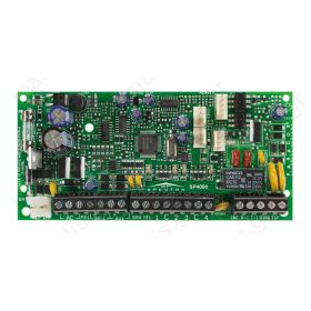 SP4000, Κέντρο 4 ζωνών επεκτάσιμο έως και 32 ζώνες επεκτάσιμο εώς και 32 ζώνες.