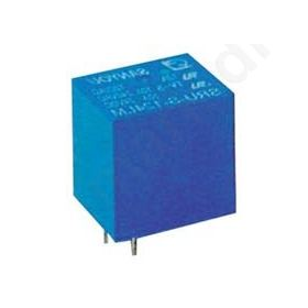 RELAY SUBMINIATURE 1P 24V DC 10A SRU-S-124L SAN