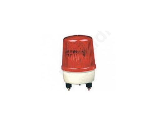 ΦΑΡΟΣ ΜΙΚΡΟΣ LED (134X80mm) 230VAC ΚΟΚΚΙΝΟΣ CNTD