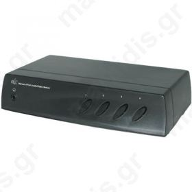 AUDIO VIDEO PORT 4 HQSW-AV210