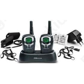 Midland M99s Ζεύγος ασύρματου πομποδέκτη PMR446 (walkie talkie) με handsfree.