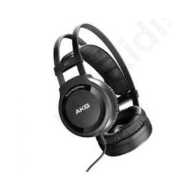 K 52, Stereo headset, closed type with 40mm drivers and self-adjusting headband head