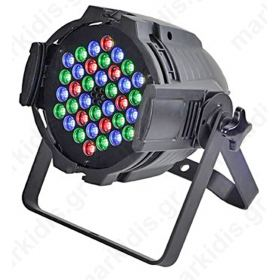 LED , προβολέας RGB 36X3W