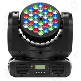 ST-1012, LED, κινητή κεφαλή LED RGBW