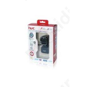 HV-W001 HVT, USB Κάμερα  με μικρόφωνο 12MPsoftware Black