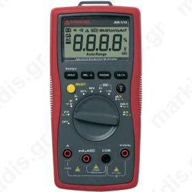 Πολύμετρο Ψηφιακό Amprobe AM-510 DMM