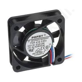 BLOWER 12VDC 40X40X10 PAPST 412F