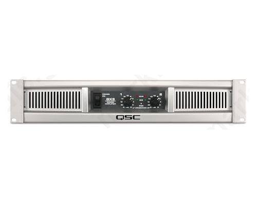 GX 3, Επαγγελματικός τελικός ενισχυτής 2x425W RMS