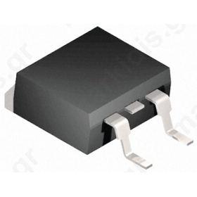 I.C LM317BD2TR4G, Voltage Regulator, 1.5A Adjustable 1.2 > 37 V, 3-Pin D2PAK