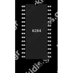 I.C RAM MEMORY FCB61C65L-70P