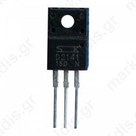 2SD2141 Silicon NPN Triple Diffused Planar Transistor