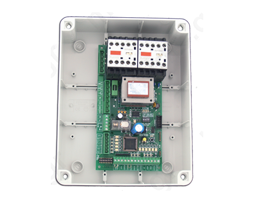 F3-9000 Πινακας ελεγχου τριφασικων κινητηρων 380 VAC για ρολα η συρομενες πορτες