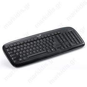 ΠΛΗΚΤΡΟΛΟΓΙΟ PC GENIUS SLIMSTAR 110 USB