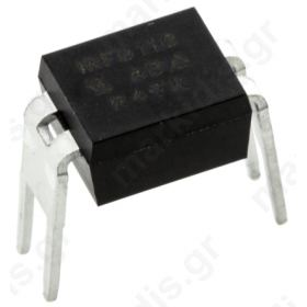 ΤΡΑΝΖΙΣΤΟΡ IRFD110PBF N-channel MOSFET,1 A, 100 V, 4-Pin