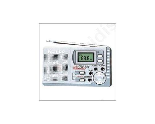 ΡΑΔΙΟΦΩΝΟ/ ΞΥΠΝΗΤΗΡΙ KK-521 AM/FM DIGITAL