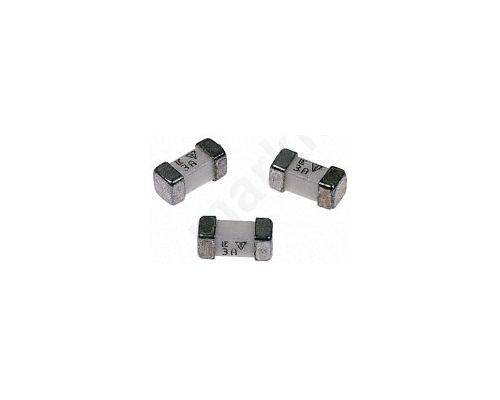 Littelfuse 2A FF Non-Resettable Surface Mount Fuse, 125 V ac
