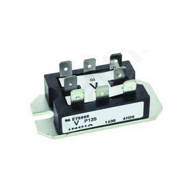 VS-P135, Thyristor Module SCR, 25A 1200V, 8-Pin PACE-PAK
